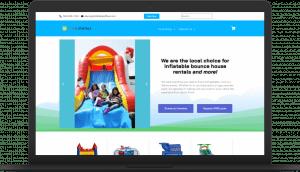 io bounce bounce laptop Websites