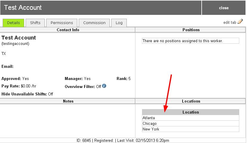 location permission IO Multi-Locations