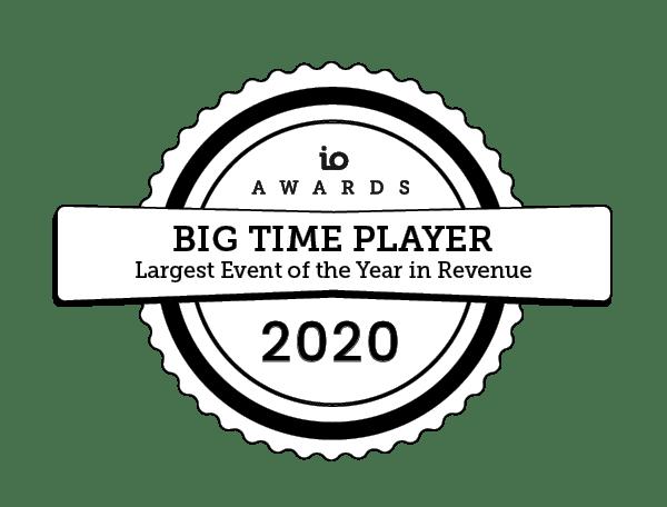 io awards big 2020 IO Awards