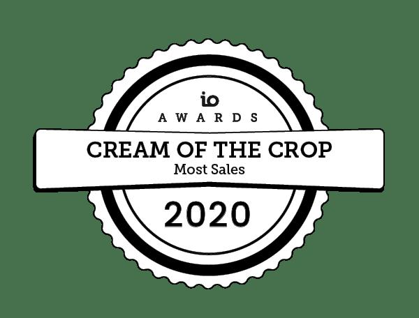 io awards cream 2020 IO Awards