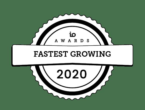 io awards fastest 2020 IO Awards