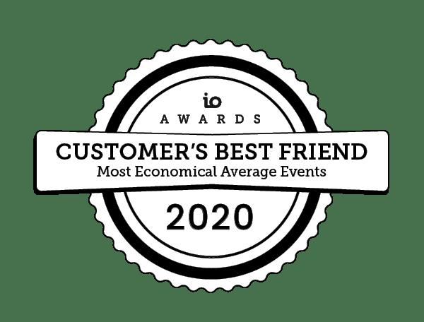 io awards friend 2020 IO Awards