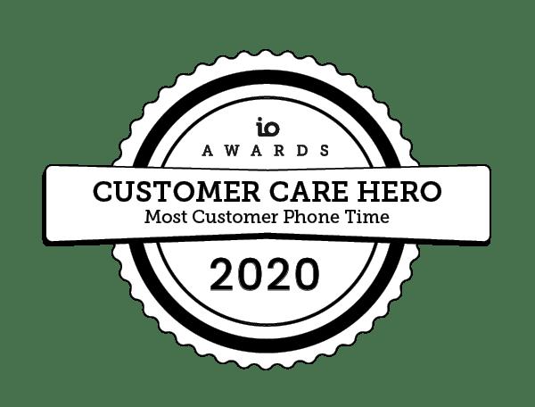 io awards hero 2020 IO Awards