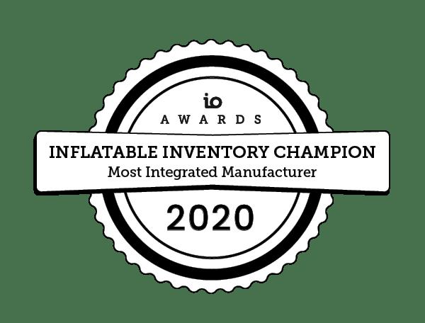 io awards manufacturer 2020 IO Awards