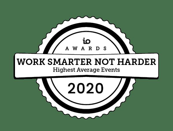 io awards smarter 2020 IO Awards