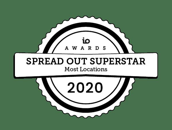 io awards spread 2020 IO Awards